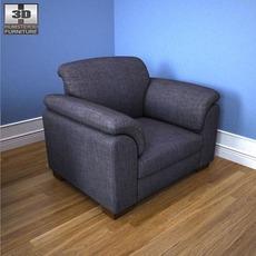 IKEA Tidafors armchair 3D Model