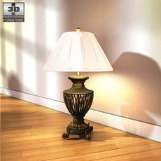 Ashley Leighton Table Lamp 3D Model