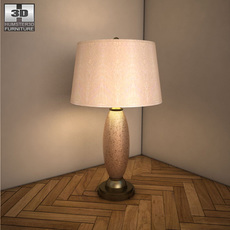 Ashley Ashlyn Table Lamp 3D Model