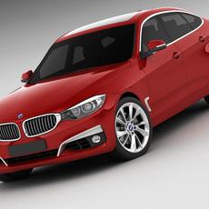 BMW 3 GT 3D Model