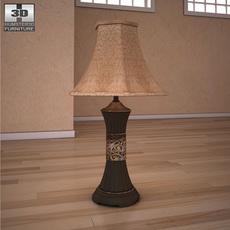 Ashley Karissa Table Lamp 3D Model