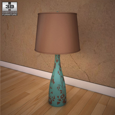 Ashley Carlyle Table Lamp 3D Model