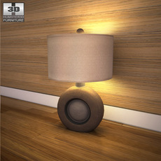 Ashley Havianna Table Lamp 3D Model