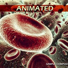 Red Blood Cells Animated 3D Model