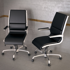 Topdeq Artes Sit-it Execute chair 3D Model