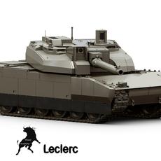 Leclerc 3D Model