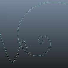 Fibionacci Curve for Maya 1.0.0 (maya script)