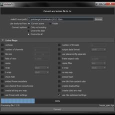 nMakeTx :: texture tiler for Arnold / Renderman for Maya 1.0.1 (maya script)