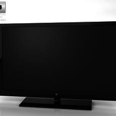 Westinghouse LD-4695 TV 3D Model