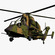 Tiger Helicopter ARH 3D Model