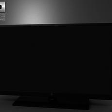 Westinghouse UW40T2BW TV 3D Model