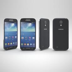 Samsung Galaxy S4 Mini 3D Model