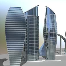 BULDING FUTURE 3D Model
