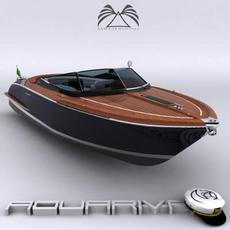 Riva Aquariva 3D Model