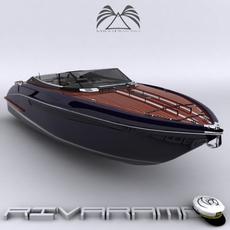Riva Rivarama 3D Model