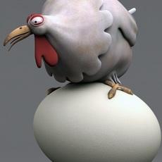 Chicken_Rig for Maya 1.3.0