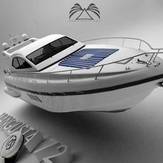 Mangusta 72 3D Model