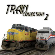 Train car collection 2 3D Model