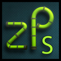 zPipeMaker Simple Maya Pipe Making Tool for Maya 2.1.4 (maya script)