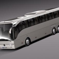 Mercedes-Benz Tourismo 2013 3D Model