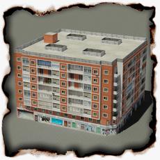 Building 81 3D Model