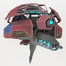 Robot FL-130 3D Model