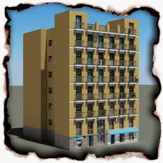 Building 94 3D Model