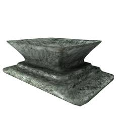 3D Ancient Monument 3D Model