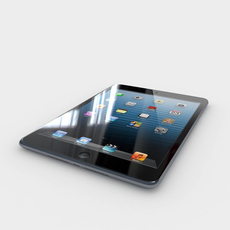 Apple iPad mini 2 3D Model