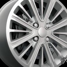 Aston Martin Cygnet 3D Model