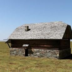 old house 2 3D Model