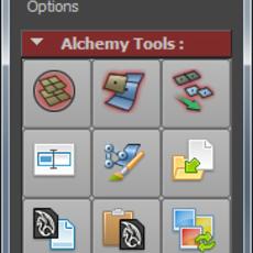 The Alchemy Tools for Maya for Maya 1.0.0 (maya script)