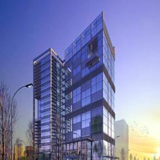 Architecture 061 3D Model