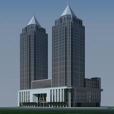 Architecture 096 3D Model