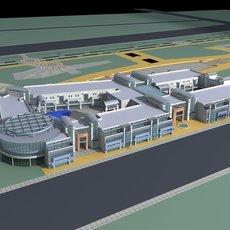 Architecture 108 3D Model