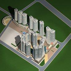 Architecture 112 3D Model
