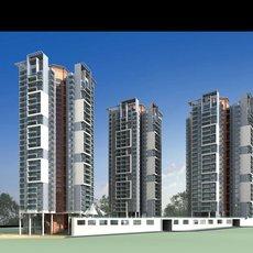 Architecture 113 3D Model