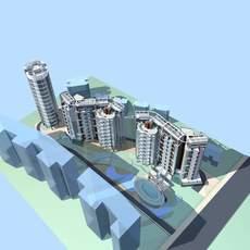Architecture 117 3D Model