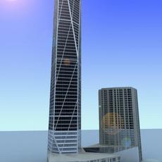 Architecture 365 office Building 3D Model