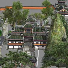 Ancient Architecture 017 3D Model