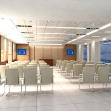 Conference Room 13 3D Model