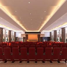 Conference Room 14 3D Model