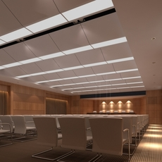 Conference Room 16 3D Model