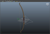 Bow and Arrow for Maya 1.0.0
