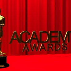 Oscar Academy Awards 3D Model