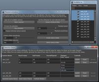 BulletTime (Camera Playback Script) for Maya 0.7.0 (maya script)