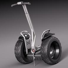Segway X2 3D Model