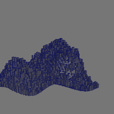 City Generator for Maya 1.0.0 (maya script)