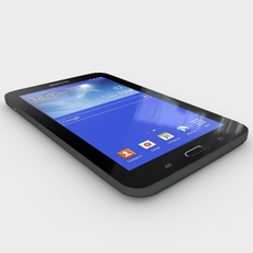 Samsung Galaxy Tab 3 Lite 7.0 3G 3D Model