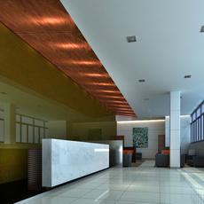 Office 056 3D Model